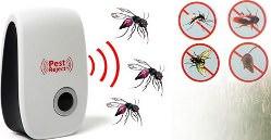 Ультразвуковые отпугиватели насекомых
