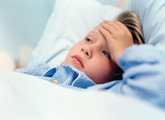 Лихорадка – один из признаков укуса малярийного комара