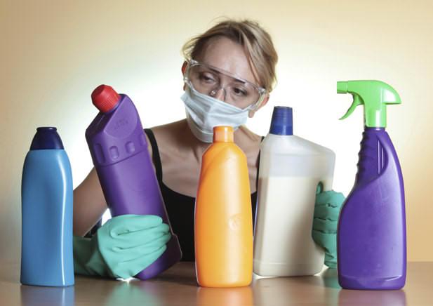 Работа с керосином требует соблюдения мер предосторожности