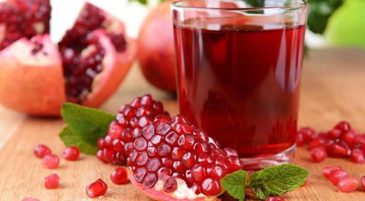 Мята и сок граната быстро поможет справиться со вшами в домашних условиях