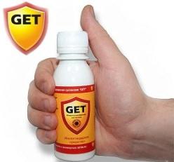 «Гетт» – препарат от тараканов, уже давно зарекомендовавший себя с лучшей стороны