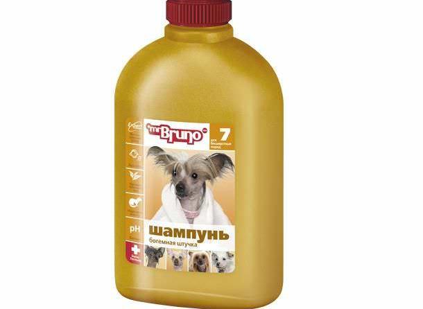 Шампуни применяются для антиблошиной обработки щенков и маленьких декоративных собак