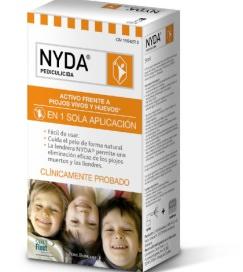 «Нюда» – препарат от вшей, современное противопаразитарное средство