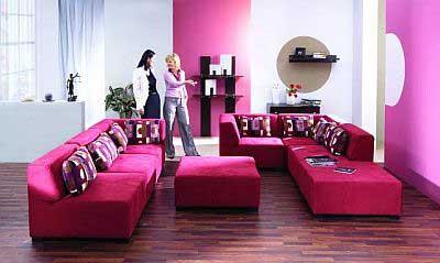 Мебель выбирают с особой тщательностью