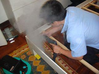 Температурный режим можно эффективно использовать, чтобы вывести паразитов-насекомых без использования химических препаратов