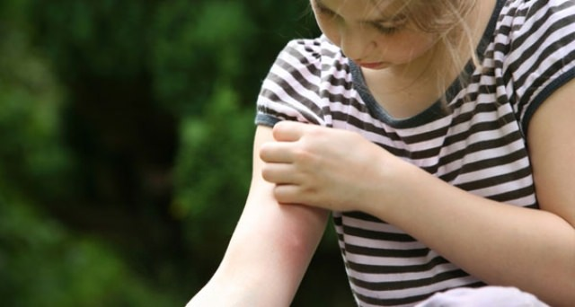 Для детей можно применять снадобья, разрешенные к использованию в детском возрасте